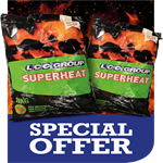 SUPERHEAT 1/4 TONNE SPECIAL